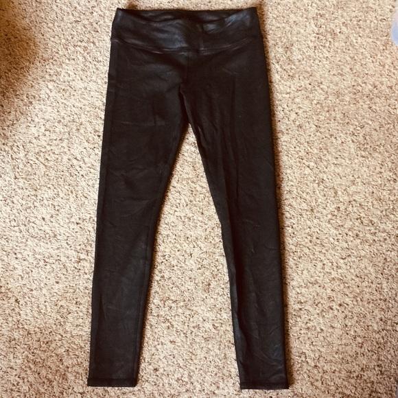 c565e0e379 ALO Yoga Pants | Alo Full Length Shimmer Yoga Leggings | Poshmark